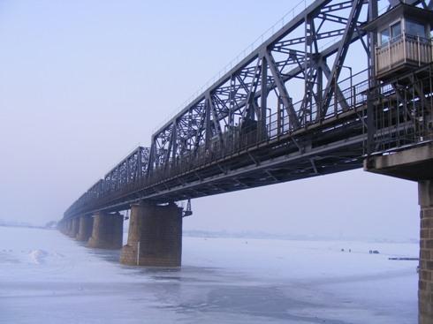 百年沧桑——滨洲铁路桥