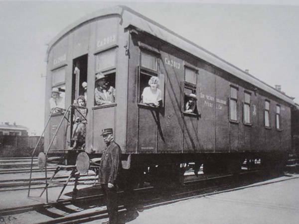动画欧式火车图片