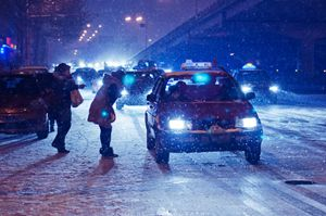 【互动话题】哈尔滨的出租车你们肿么了?
