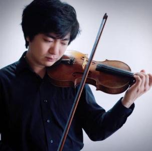 他用小提琴为哈尔滨奏出一首诗——访小提琴家张可函