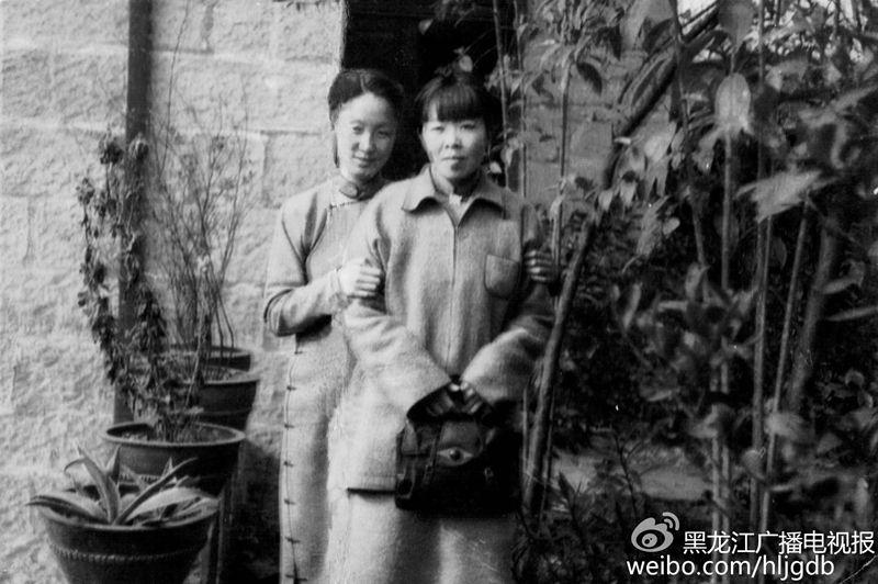 哈尔滨走出去的战地传奇女记者第一人