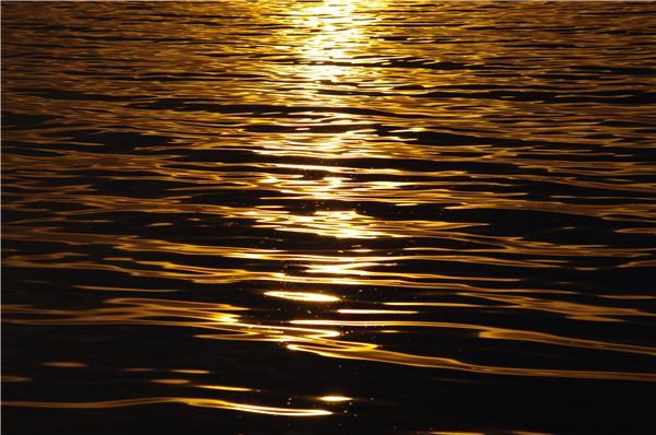 我心中的海  ——涝洲泡