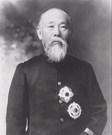 时任日本首相伊藤博文