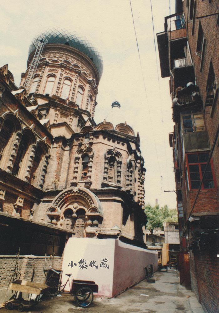 1989年道里区喇嘛台胡同