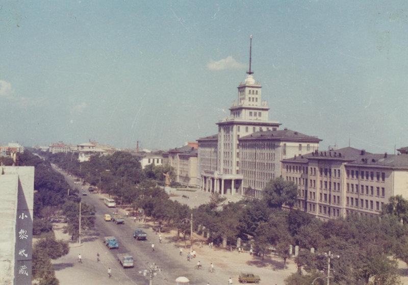 1991年南岗区哈尔滨工业大学